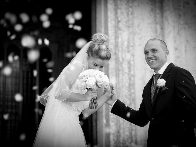 Il matrimonio di Matteo e Giulia a Levico Terme, Trento 19