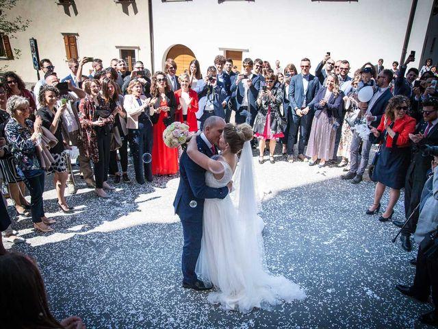 Il matrimonio di Matteo e Giulia a Levico Terme, Trento 20