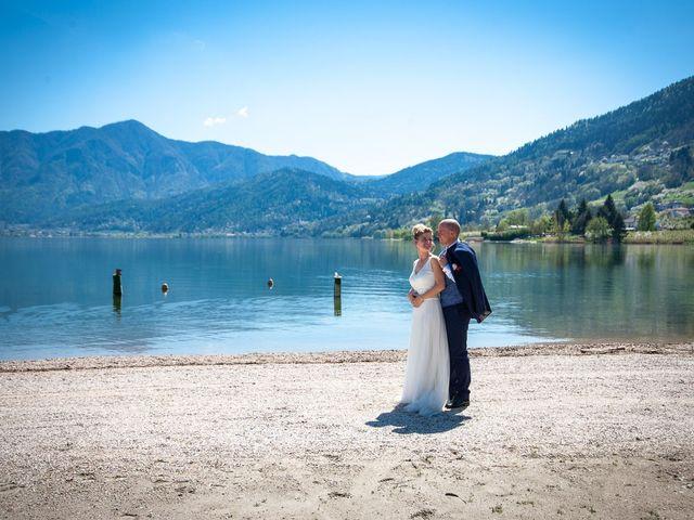 Il matrimonio di Matteo e Giulia a Levico Terme, Trento 1