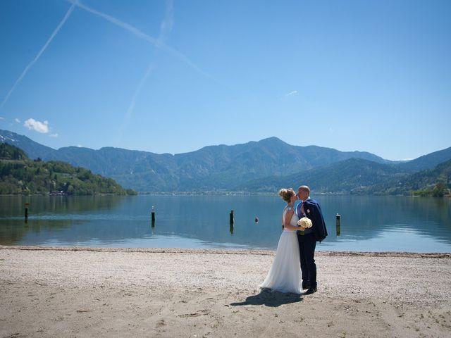 Il matrimonio di Matteo e Giulia a Levico Terme, Trento 26