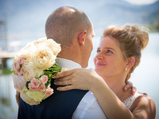 Il matrimonio di Matteo e Giulia a Levico Terme, Trento 28