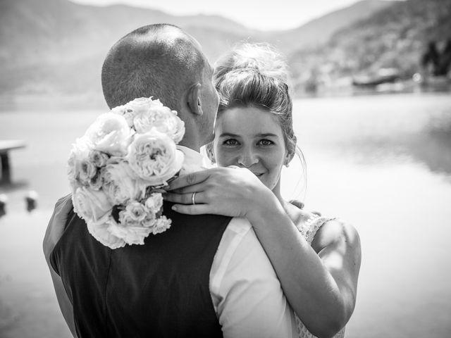 Il matrimonio di Matteo e Giulia a Levico Terme, Trento 29