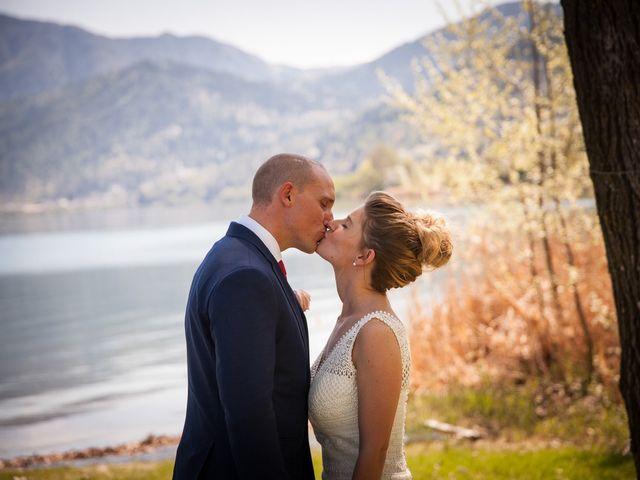 Il matrimonio di Matteo e Giulia a Levico Terme, Trento 34