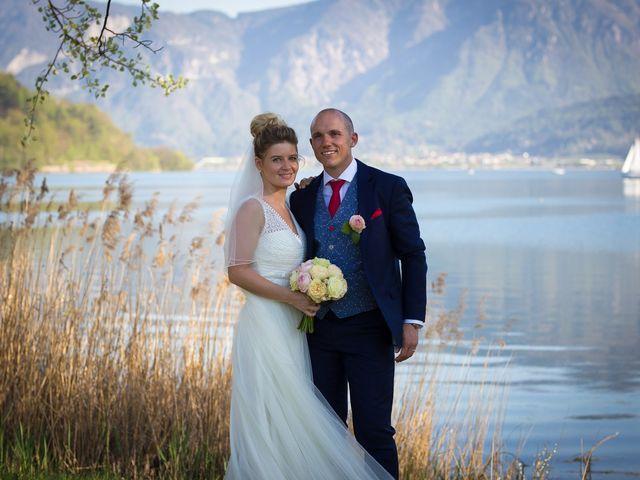 Il matrimonio di Matteo e Giulia a Levico Terme, Trento 36