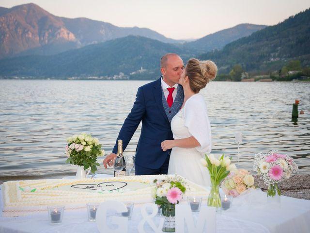 Il matrimonio di Matteo e Giulia a Levico Terme, Trento 41