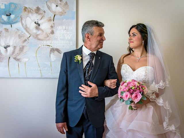 Il matrimonio di Marco e Roberta a Maiolati Spontini, Ancona 20