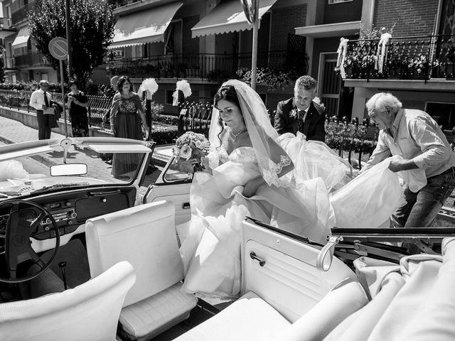 Il matrimonio di Marco e Roberta a Maiolati Spontini, Ancona 23