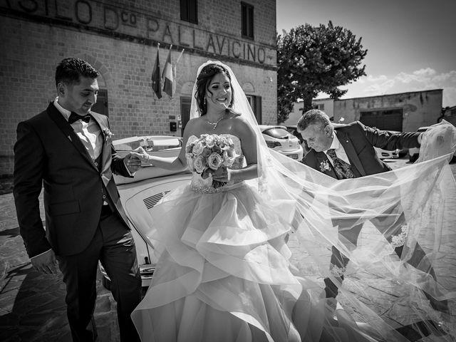 Il matrimonio di Marco e Roberta a Maiolati Spontini, Ancona 25