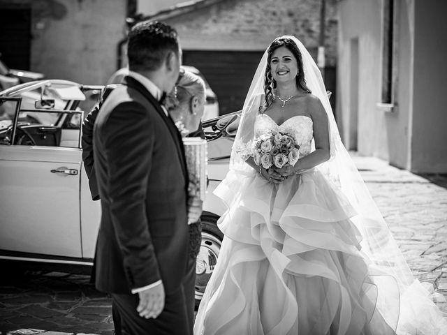 Il matrimonio di Marco e Roberta a Maiolati Spontini, Ancona 26