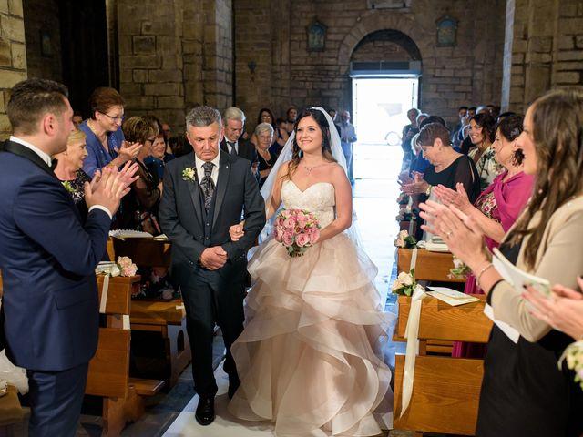 Il matrimonio di Marco e Roberta a Maiolati Spontini, Ancona 28