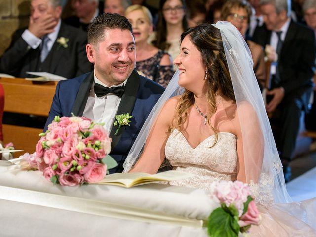 Il matrimonio di Marco e Roberta a Maiolati Spontini, Ancona 31