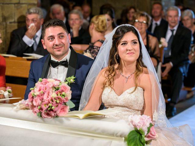 Il matrimonio di Marco e Roberta a Maiolati Spontini, Ancona 32