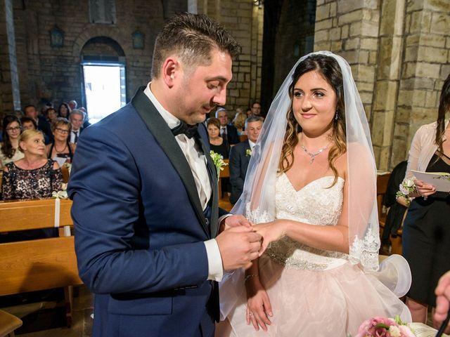 Il matrimonio di Marco e Roberta a Maiolati Spontini, Ancona 34