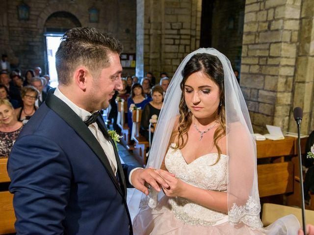 Il matrimonio di Marco e Roberta a Maiolati Spontini, Ancona 36