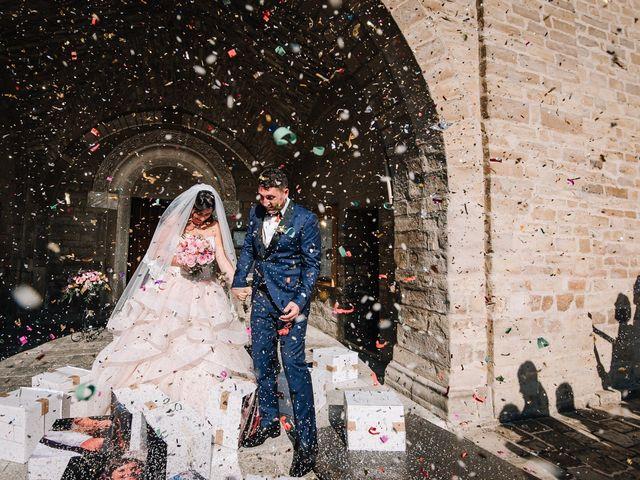 Il matrimonio di Marco e Roberta a Maiolati Spontini, Ancona 40