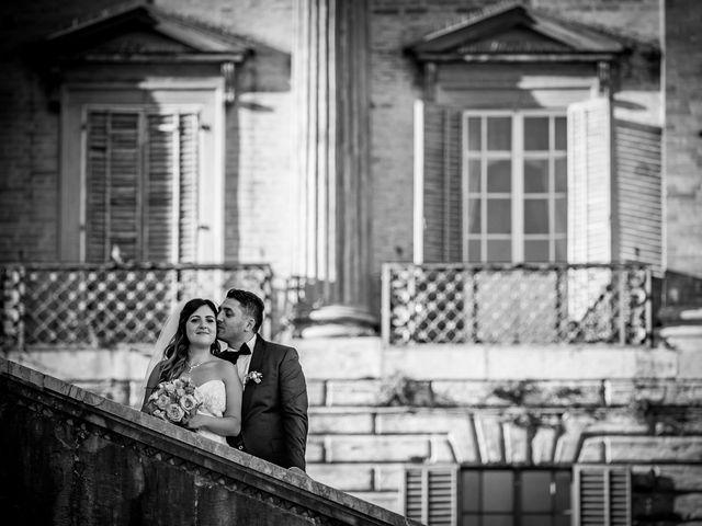 Il matrimonio di Marco e Roberta a Maiolati Spontini, Ancona 41