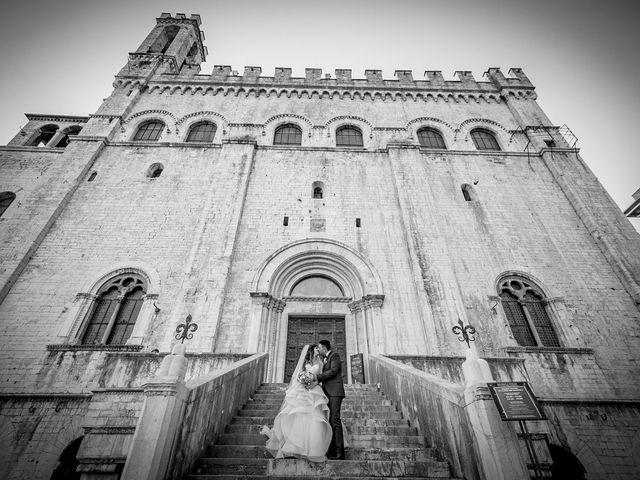 Il matrimonio di Marco e Roberta a Maiolati Spontini, Ancona 42