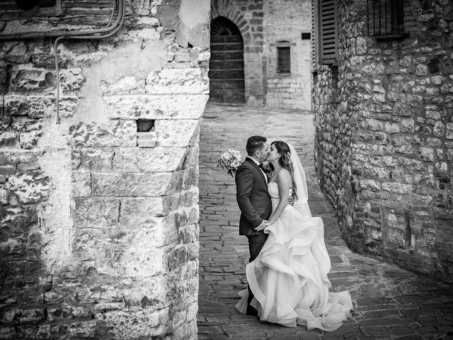 Il matrimonio di Marco e Roberta a Maiolati Spontini, Ancona 45