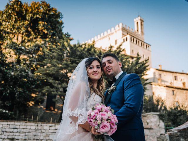Il matrimonio di Marco e Roberta a Maiolati Spontini, Ancona 46