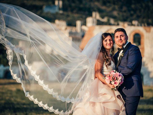 Il matrimonio di Marco e Roberta a Maiolati Spontini, Ancona 47