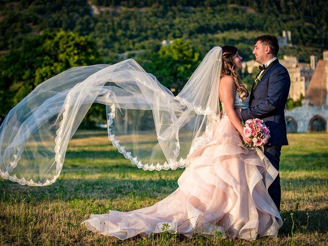 Il matrimonio di Marco e Roberta a Maiolati Spontini, Ancona 48