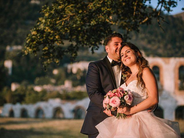Il matrimonio di Marco e Roberta a Maiolati Spontini, Ancona 1