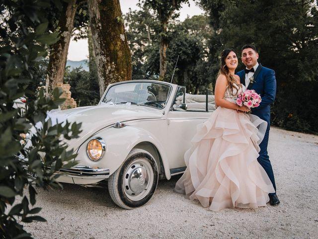Il matrimonio di Marco e Roberta a Maiolati Spontini, Ancona 51