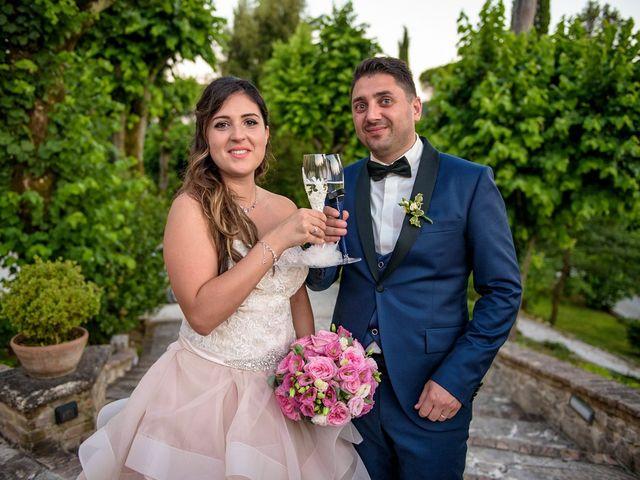 Il matrimonio di Marco e Roberta a Maiolati Spontini, Ancona 53