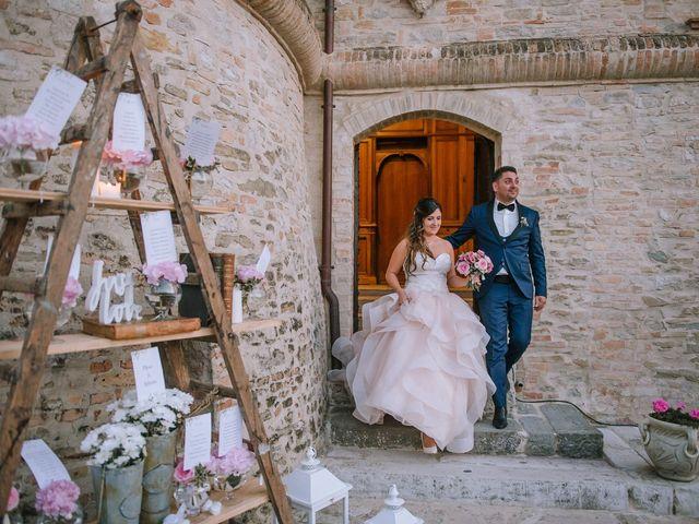 Il matrimonio di Marco e Roberta a Maiolati Spontini, Ancona 55