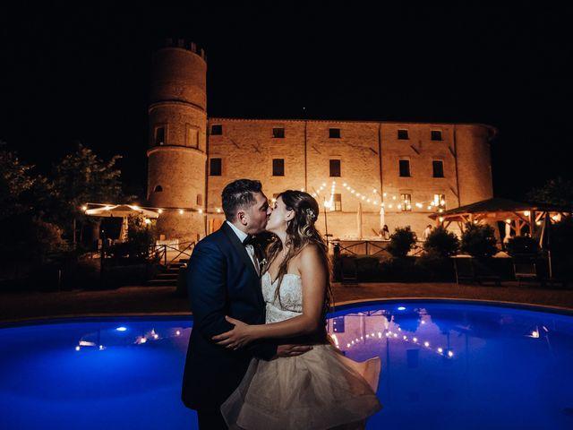 Il matrimonio di Marco e Roberta a Maiolati Spontini, Ancona 60