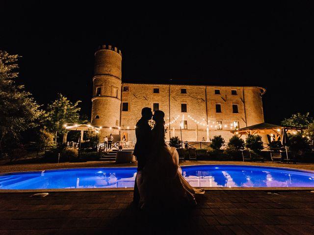Il matrimonio di Marco e Roberta a Maiolati Spontini, Ancona 61