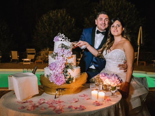 Il matrimonio di Marco e Roberta a Maiolati Spontini, Ancona 65