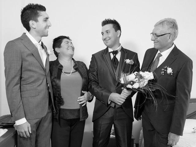 Il matrimonio di Daniele e Santina a Gasperina, Catanzaro 4