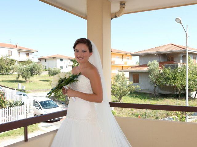 Il matrimonio di Daniele e Santina a Gasperina, Catanzaro 10