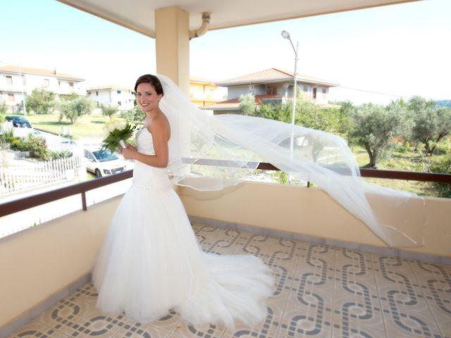 Il matrimonio di Daniele e Santina a Gasperina, Catanzaro 19