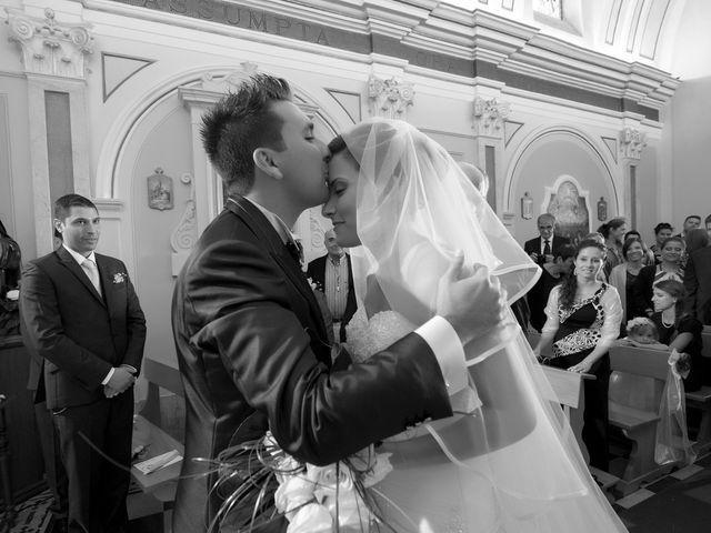 Il matrimonio di Daniele e Santina a Gasperina, Catanzaro 24