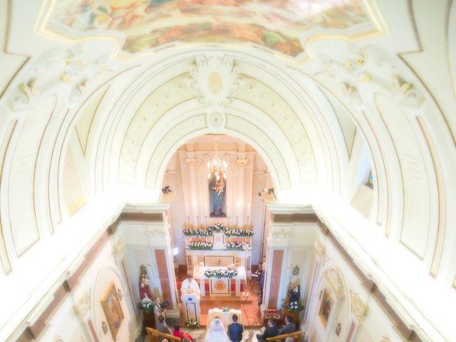 Il matrimonio di Daniele e Santina a Gasperina, Catanzaro 25
