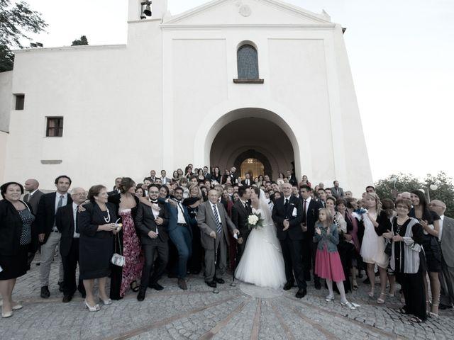 Il matrimonio di Daniele e Santina a Gasperina, Catanzaro 28