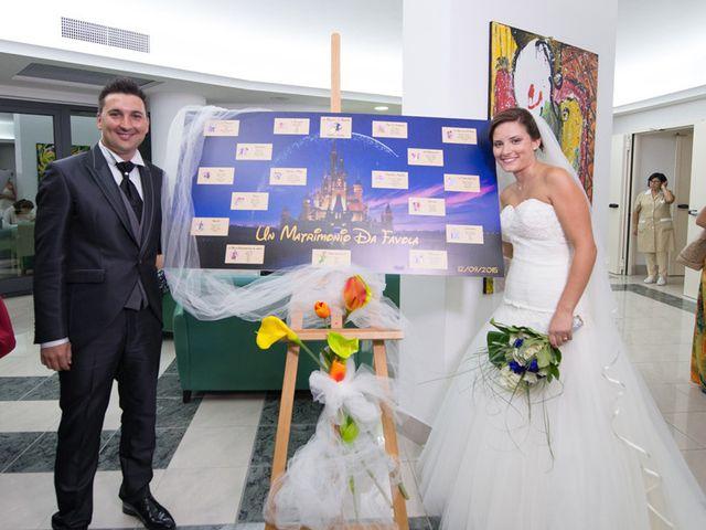Il matrimonio di Daniele e Santina a Gasperina, Catanzaro 37