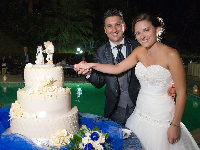 Il matrimonio di Daniele e Santina a Gasperina, Catanzaro 43
