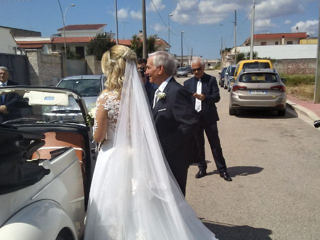 Il matrimonio di Michele e Lucia a Avetrana, Taranto 6