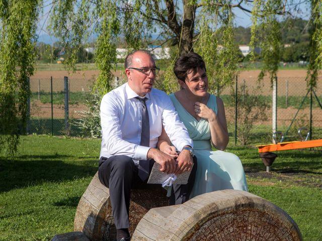 Il matrimonio di Roberto e Chiara a Binago, Como 25