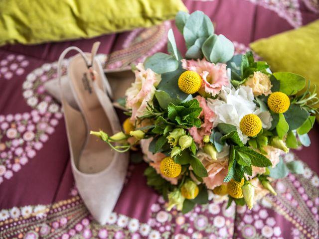 Il matrimonio di Roberto e Chiara a Binago, Como 10