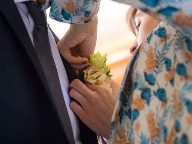 Il matrimonio di Roberto e Chiara a Binago, Como 16