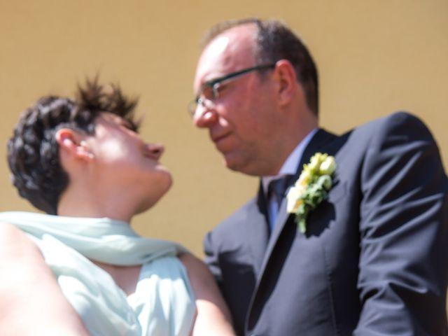Il matrimonio di Roberto e Chiara a Binago, Como 26