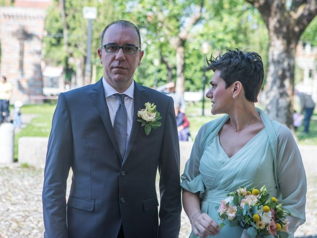 Il matrimonio di Roberto e Chiara a Binago, Como 18