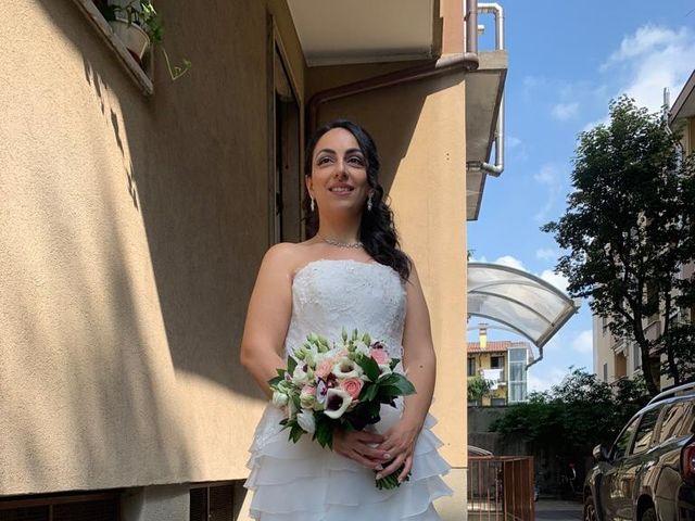 Il matrimonio di Sherif  e Erika  a Comazzo, Lodi 3