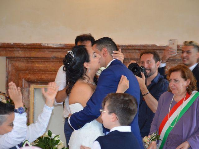 Il matrimonio di Sherif  e Erika  a Comazzo, Lodi 2