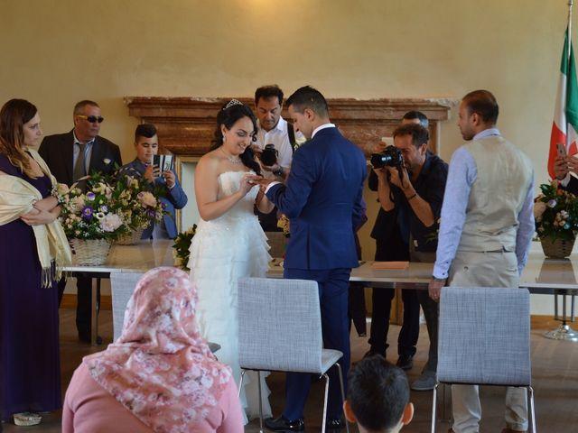 Il matrimonio di Sherif  e Erika  a Comazzo, Lodi 5