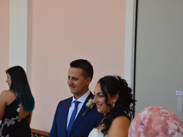 Il matrimonio di Sherif  e Erika  a Comazzo, Lodi 7